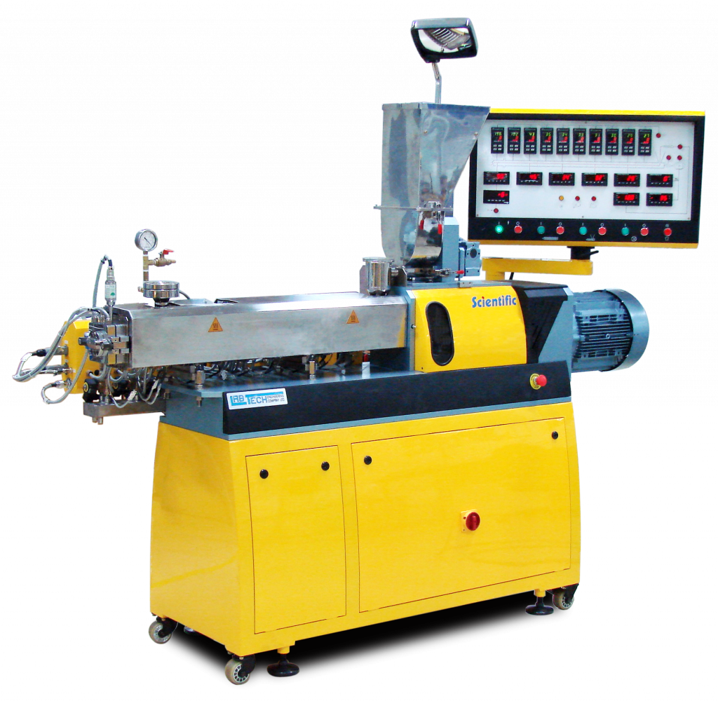 Twin Screw extruder 20 mm   Labtech Engineering